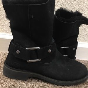 ❗️Negotiable❗️AUTHENTIC BLACK UGG BOOTS SIZE 7